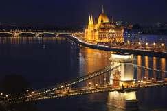 奥地利+捷克+匈牙利 9天7晚